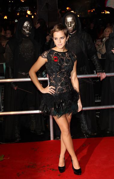 Emma Watson 'un Gece Elbiseleri
