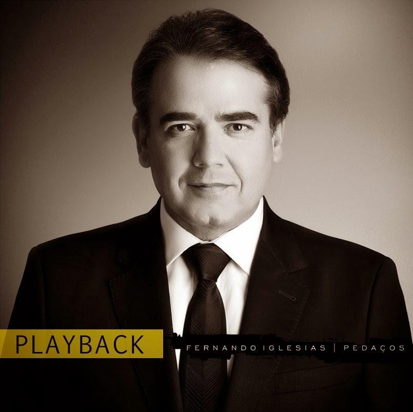 CD FERNANDO IGLESIAS - PEDAÇOS (PLAY BACK)