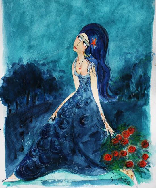 """Les roses de Saadi"""