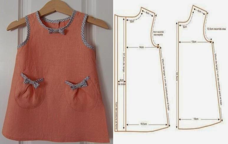 Шьем сами платье с длинным рукавом. . . На рисунке дана базовая выкройка пла