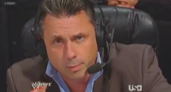 michael cole wwe