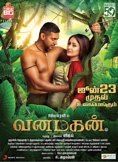 Vanamagan (2017) Hindi Dubbed 480p HDRip [400MB]