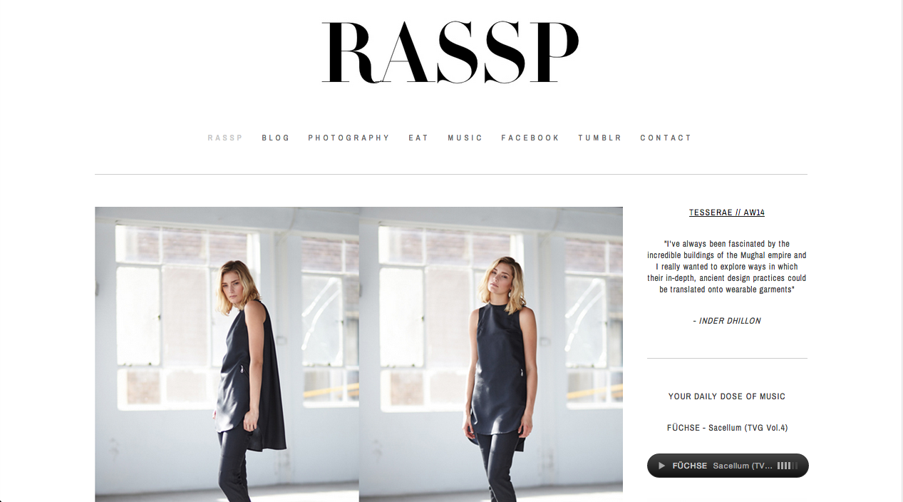 rassp blog by anthea lau
