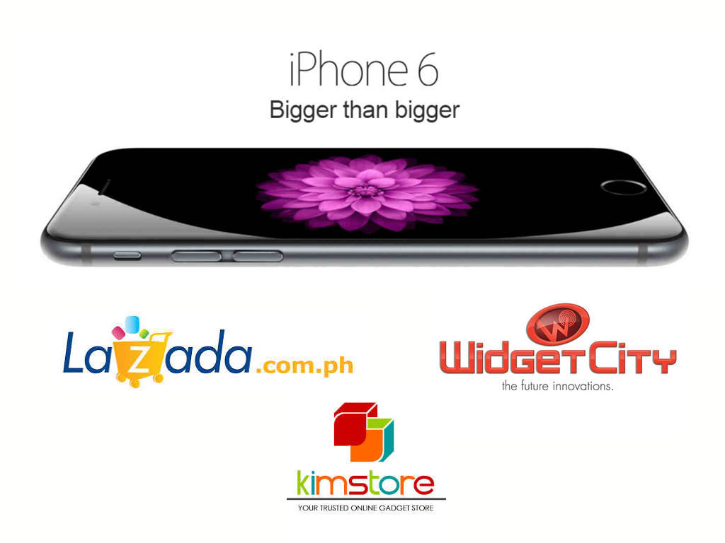 iPhone 6 and iPhone 6 Plus' Prices at Online Stores in PH, starts from 50K up to 100K+