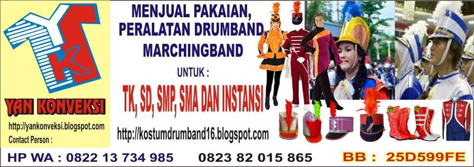 SERAGAM DRUM BAN INDONESIA