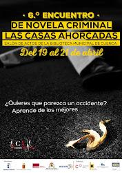 Programa del VI Encuentro Criminal Las Casas Ahorcadas