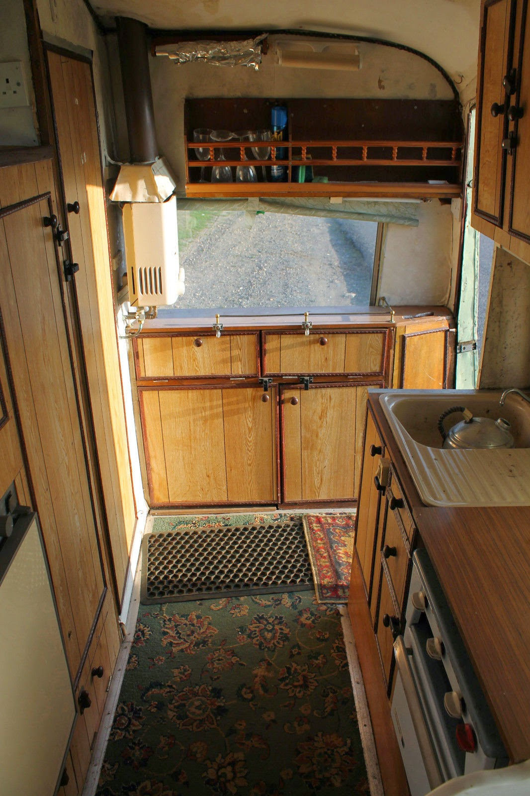 used rvs 1968 ford transit mk1 sprite motorhome for sale