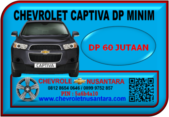 CHEVROLET CAPTIVA DP MINIM
