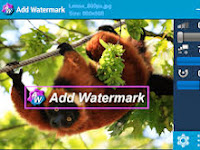 Cara Menambahkan Watermark Pada Gambar (Foto)