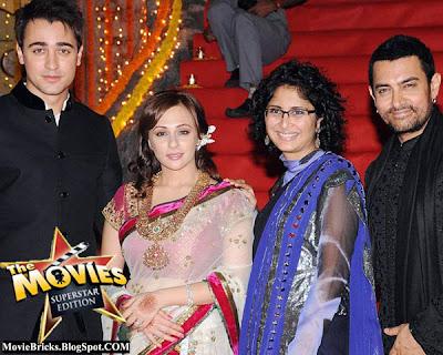 Aamir Khan, Imbran Khan