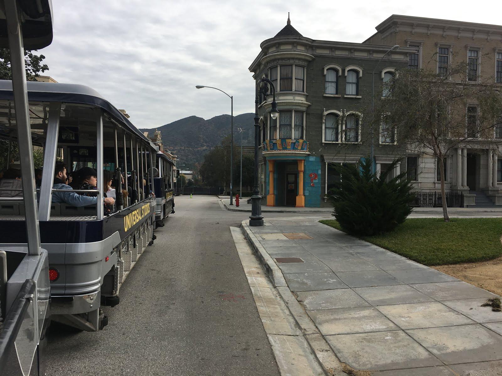 Experiencing Los Angeles: Universal Studios, Hollywood ...