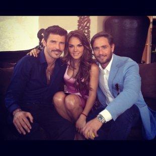 """El Elenco de la nueva telenovela de Tv Azteca """"Los Rey"""" , producida ..."""