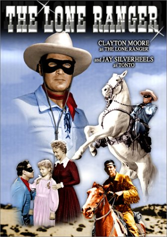 The Lone Ranger and U.S. Marshal movie