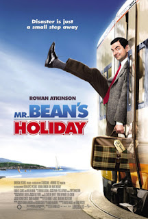 Mr. Bean's Holiday Cover