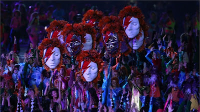 Olympics 2012 Opening Ceremony Images