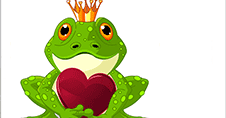 Frog Prince | Symbols & Emoticons