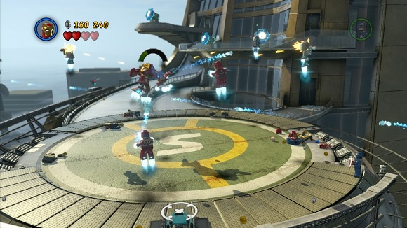 LEGO Marvel Super Heroes FLT PC Games Screenshot by http://jembersantri.blogspot.com