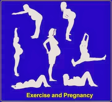 contoh gerakan senam hamil