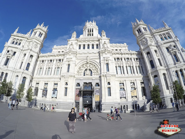 Dia 2: Madri (Espanha) - Parque del Retiro, Cortes e La Latina