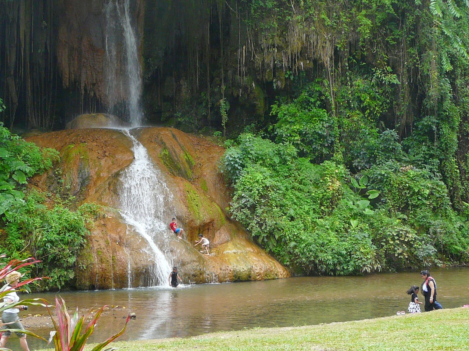 Phu Sang Waterfall, Phayao province