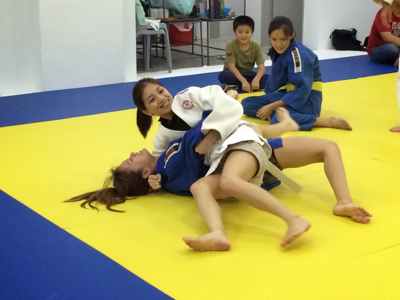 Kl Judo Club Wed 13 5 15 Session