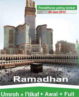 paket umrah ramadhan