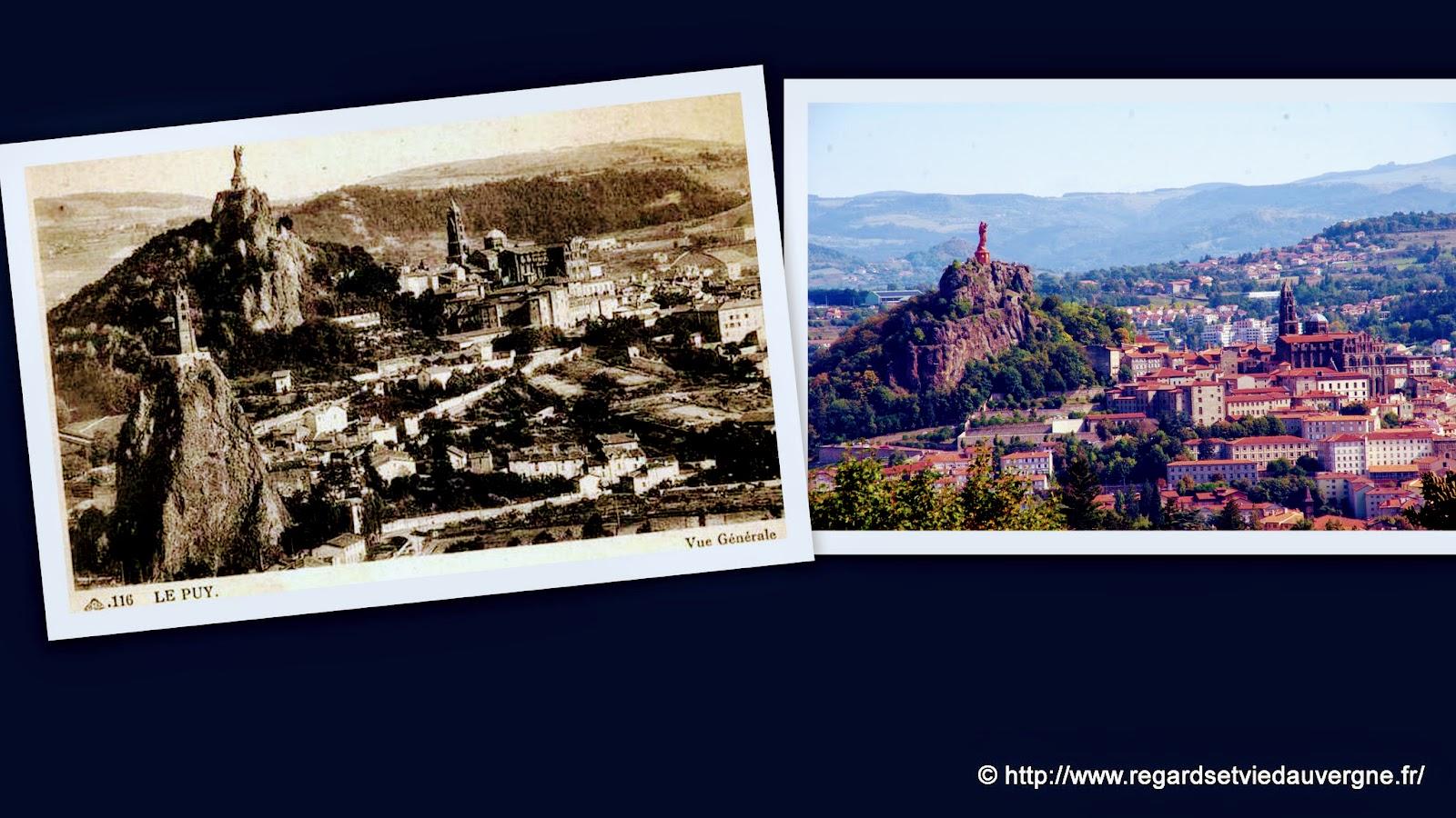 Le Puy, vue générale.