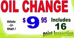 Avail WalMart Oil Change Coupons and Make Great Savings