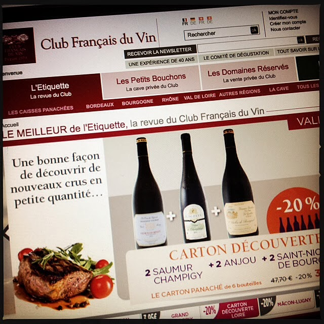 coup daccelerateur pour le vin online