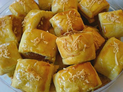 Resep Kue Nastar Keju Kraft