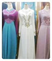 gaun+pesta+(4) Contoh Model Terbaru Gamis Untuk Pesta