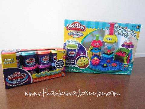 New Play-Doh