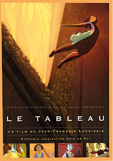 Üç Renk, Üç Tat: Le Tableau, Paranorman & Brave