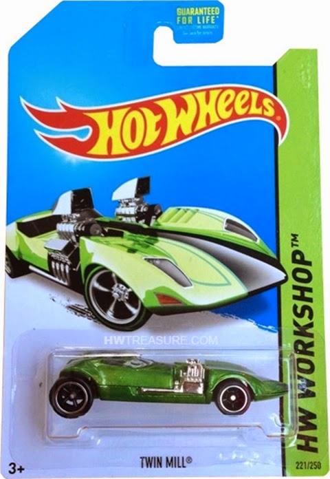 Xe Đồ Chơi Hotwheel