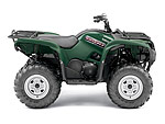 YAMAHA PICTURES 2012 Grizzly 700 FI Auto 4x4 EPS 4