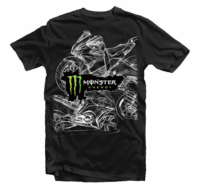 monster tshirt design