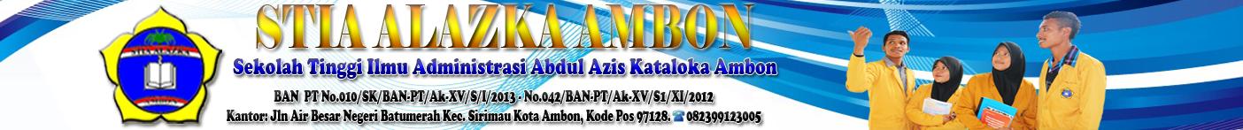 STIA Alazka Ambon