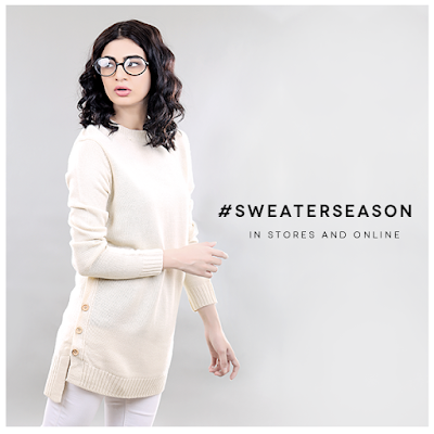 Beech Tree Winter Sweaters Collection 2016-2017 For Girls