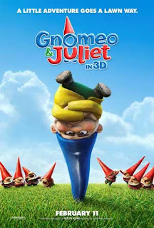 Gnomeo And Julie Movie Review