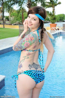 Most Beautiful Pictures of Girls with Tattoos