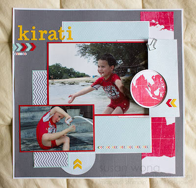 Susan Wong. Kirati Resort Layout