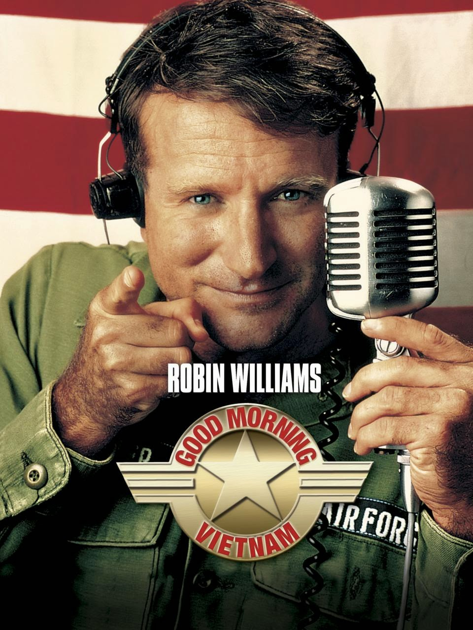 a review of barry levinsons directed movie good morning vietnam Although the film is set in vietnam in 1965 the fighting seems to take a backseat  to william's joking instead  director barry levinson producer mark johnson,  larry brezner screenplay mitch  extract of a review from 1987.