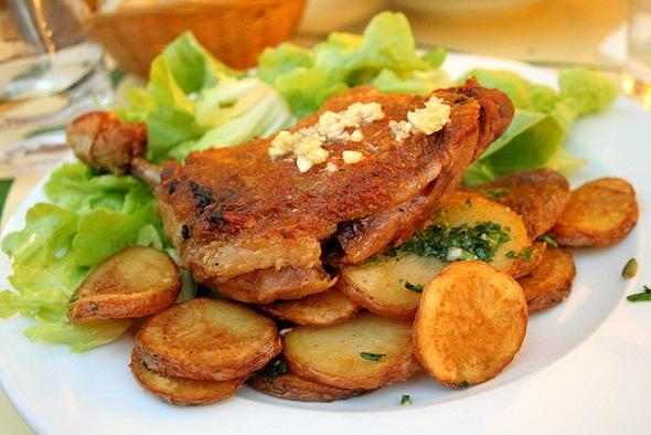 Makanan Eropa Populer Terbaik Pada Tahun 2015