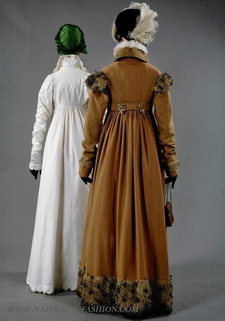 Exceptionnel La mode au fil de l'histoire: La mode au temps de Jane Austen HP19