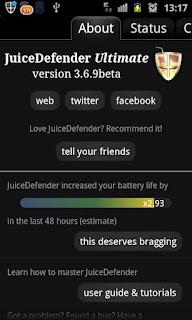 JuiceDefender Ultimate apk