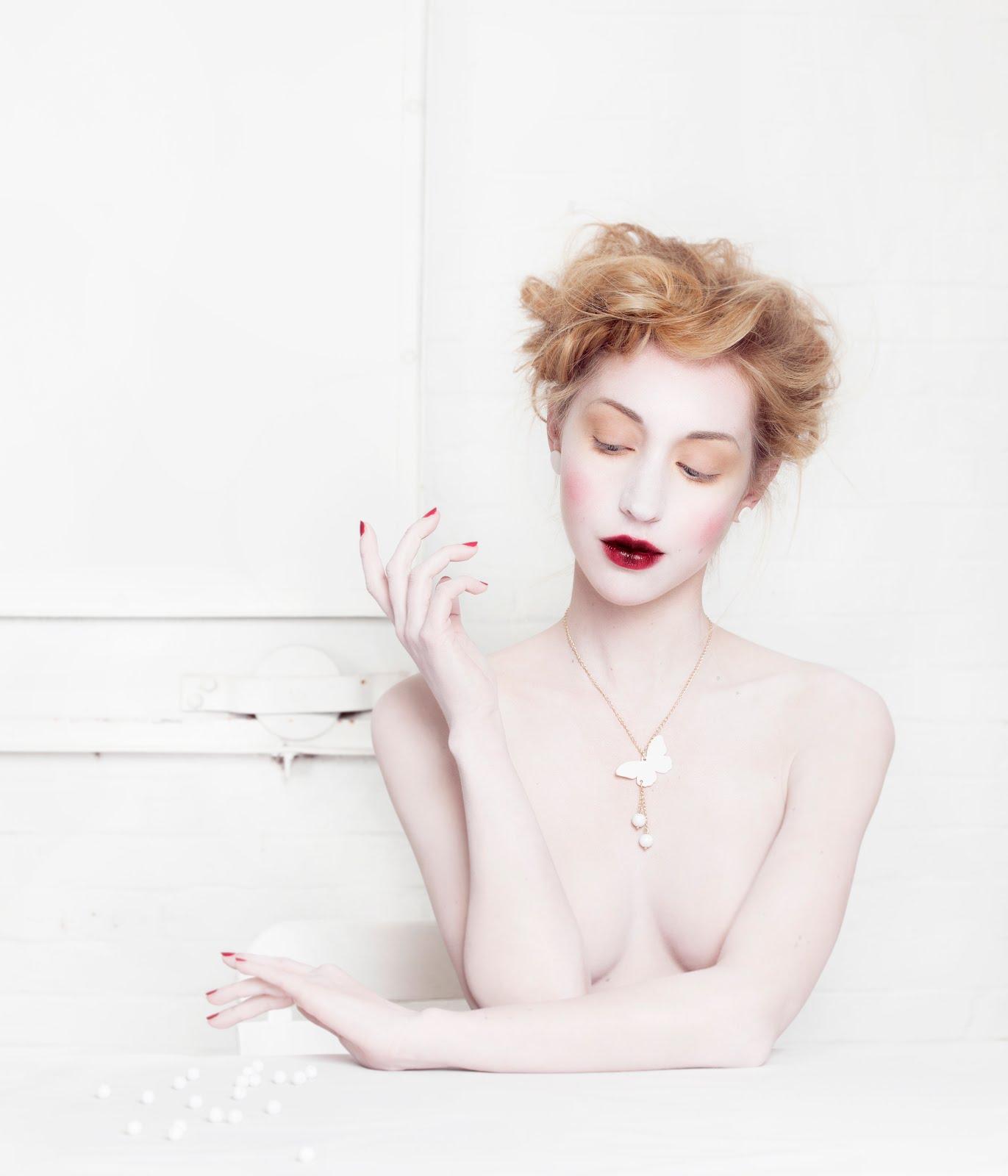 We love: Mme Butterfly, porseleinen juwelen met een hart en een ziel