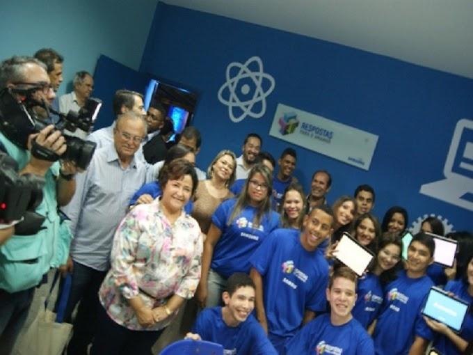 Currais Novos: Escola Estadual Tristão de Barros ganha concurso nacional da Samsung