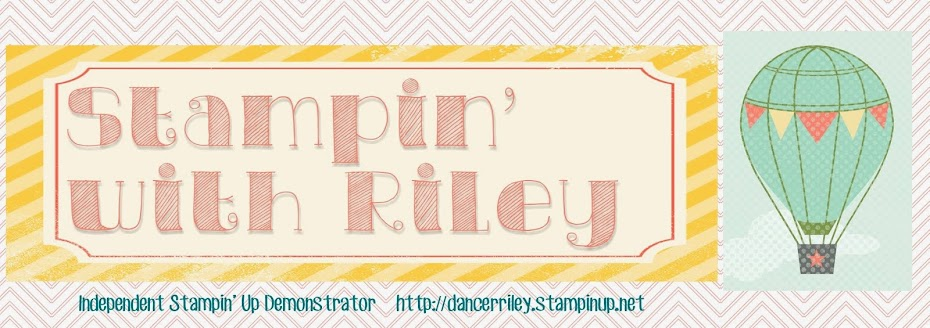 Stampin' with Riley