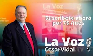 La Voz de César Vidal TV. Una iniciativa sin precedentes