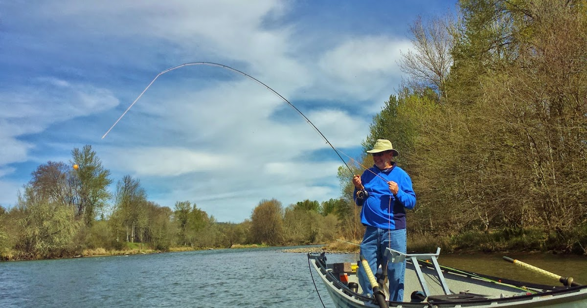 Rogue river and southern oregon fly fishing guide i love for Fly fishing guide jobs
